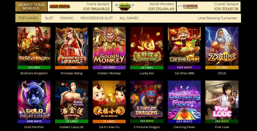 Minimal Taruhan Slot Online 500 Rupiah