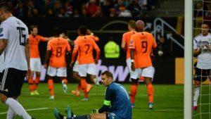 Jerman Vs Belanda Hujan Gol,Oranje Menang 4-2