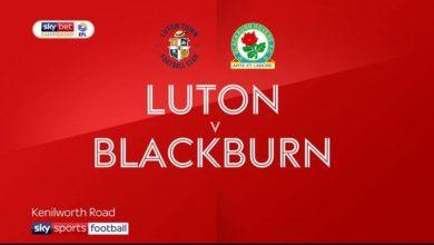 Photo of Prediksi Sepak BolaSbobet Luton Town vs Blackburn Rovers 21 November 2020
