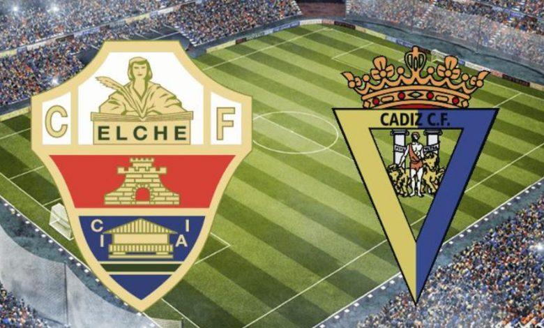 Prediksi Bola Elche vs Cadiz 28 November 2020 1
