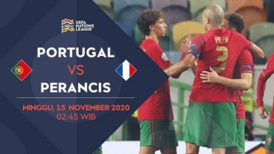 Photo of Prediksi Taruhan Malam Ini Portugal vs Prancis 15 November 2020 Pasti Menang
