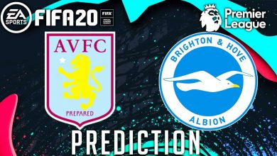 Photo of Prediksi 88 Aston Villa vs Brighton 21 November 2020