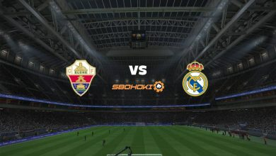 Photo of Live Streaming  Elche vs Real Madrid 30 Desember 2020