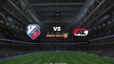 Photo of Live Streaming  FC Utrecht vs AZ Alkmaar 27 Desember 2020