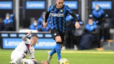 Photo of Hat-trick Lautaro Martinez Antarkan Inter ke Puncak Klasemen