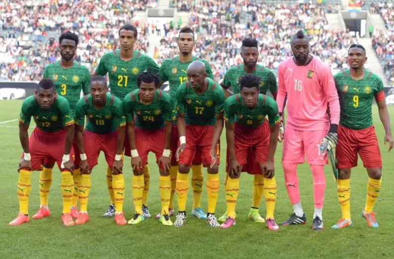 skuat Timnas Kamerun