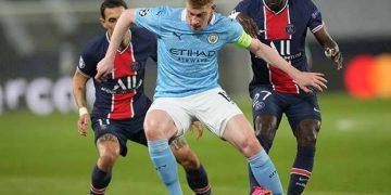 Lumat PSG, Manchester City Catat Banyak Rekor 8